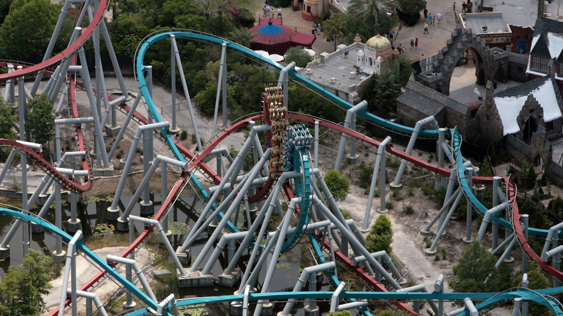 Universal: Dragon Challenge to be replaced with new Harry Potter