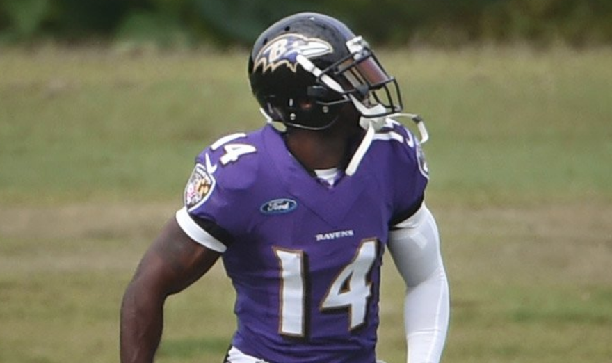 Ravens learning from Devin Hester as much as return specialist is ...