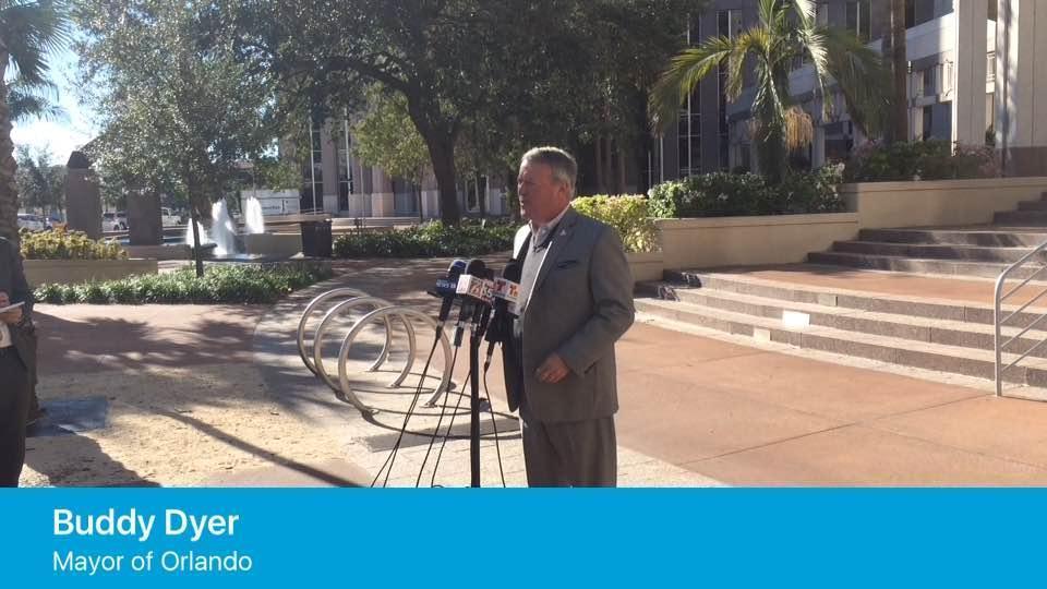 Orlando Mayor Buddy Dyer won't pursue UCF presidency, to