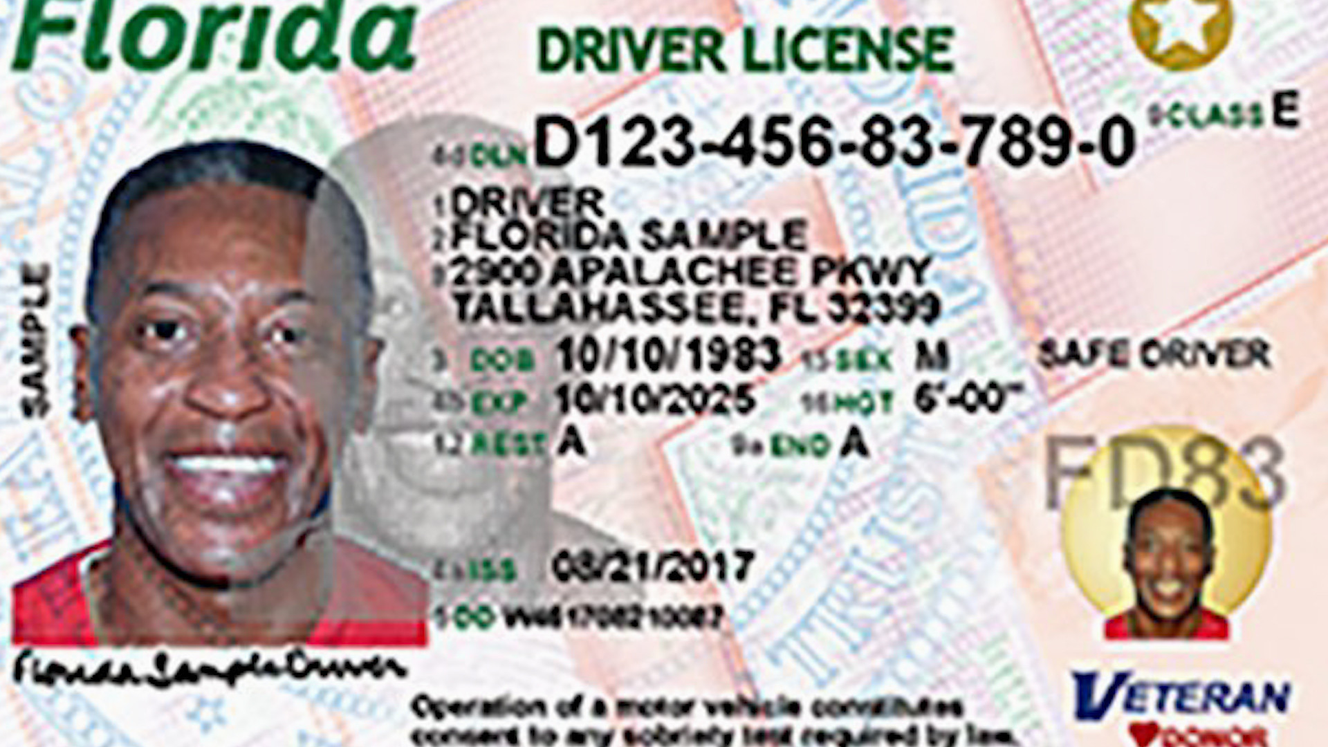 cost of duplicate drivers license in florida