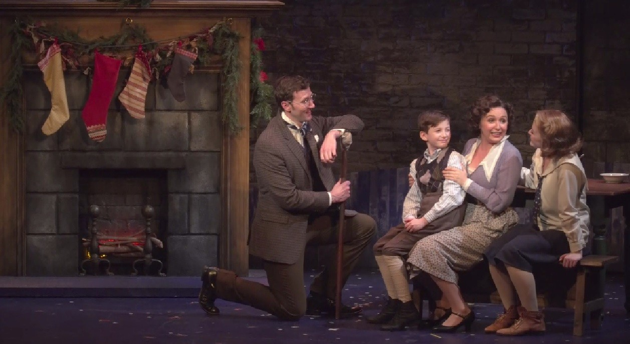 Goodspeed Gives Dicken S Christmas Carol A Connecticut Setting Hartford Courant