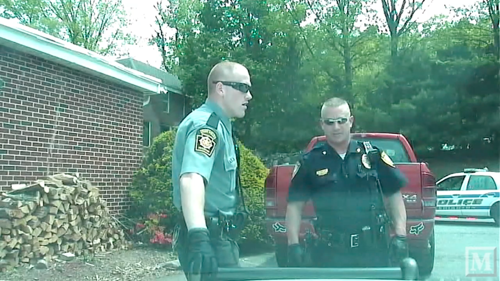 Watch: State Police Arrest Quota Lawsuit (edited video