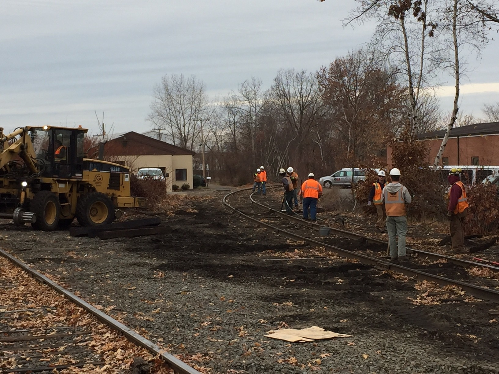 Train Derailment In Plainville Cleared - Hartford Courant