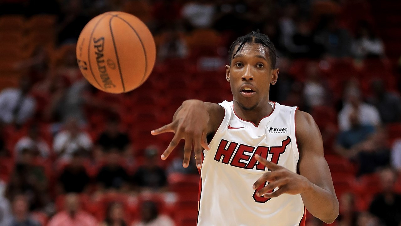 the latest 4eb43 333a4 Josh Richardson driven in bounce-back season with Miami Heat ...