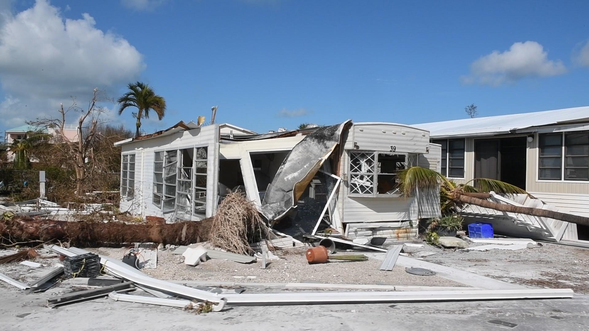 Hurricane Irma Florida Keys Man Who Rode Out Storm Says It Sounded Like Death South Florida Sun Sentinel South Florida Sun Sentinel