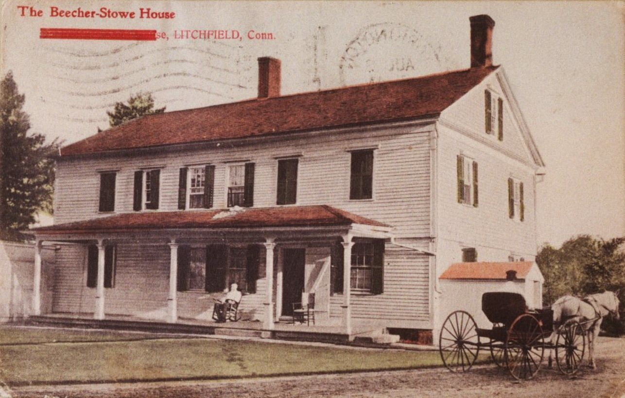 Uncle Tom S Cabin Writer S Childhood Home For Sale On Ebay Assembly Required Daily Press