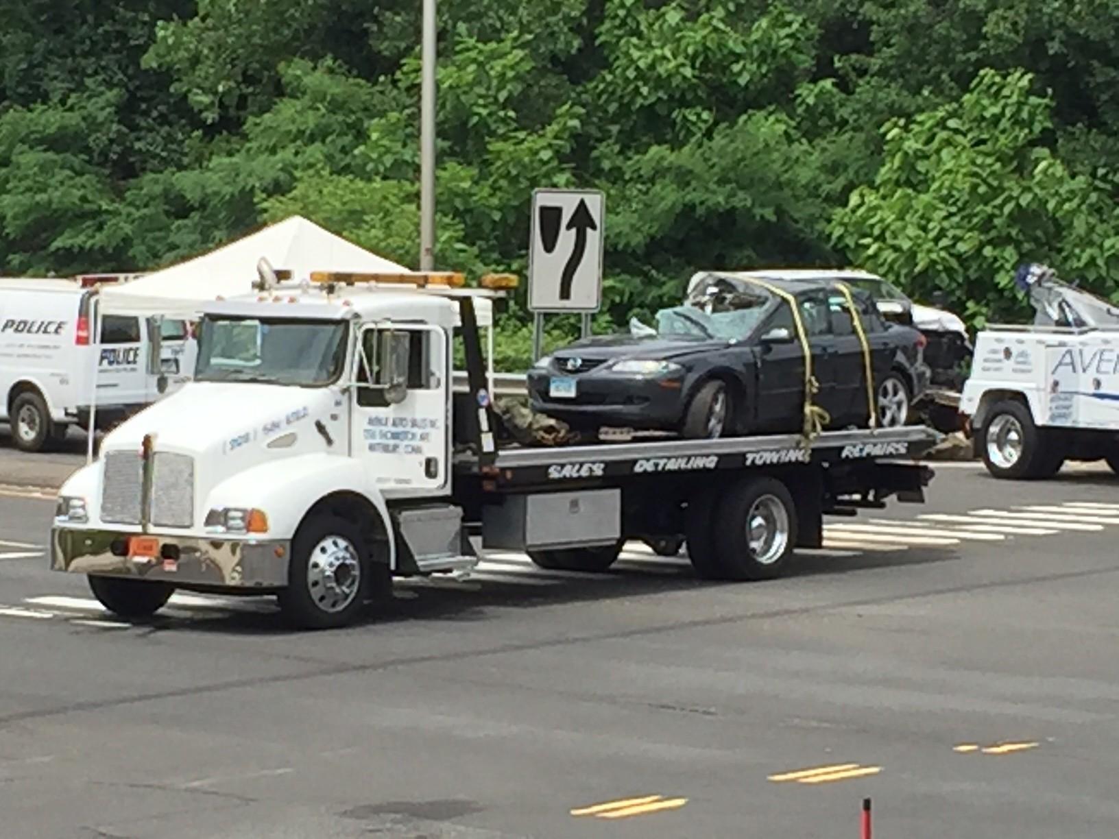 Two Women Killed In Waterbury Crash - Hartford Courant