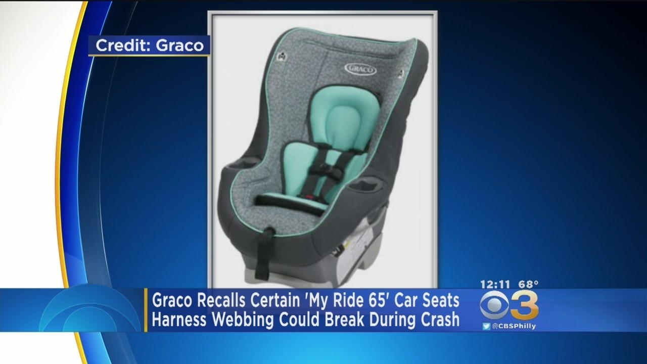 Car Seat Recall >> More Than 25 000 Graco Child Seats Recalled Because Restraints Can