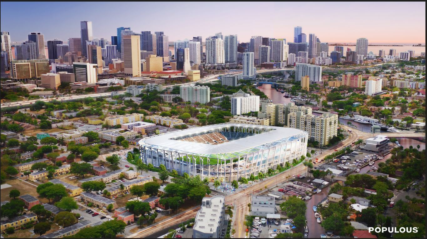 Beckham representatives face public in quest to bring MLS to