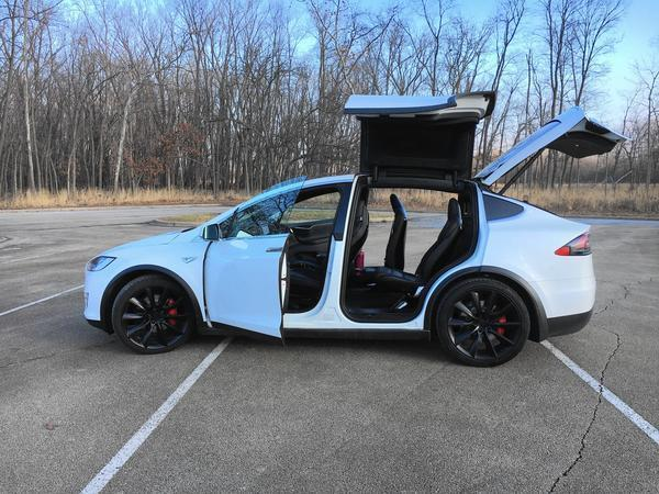 2018 Tesla Model X For Sale In Maplewood Mn