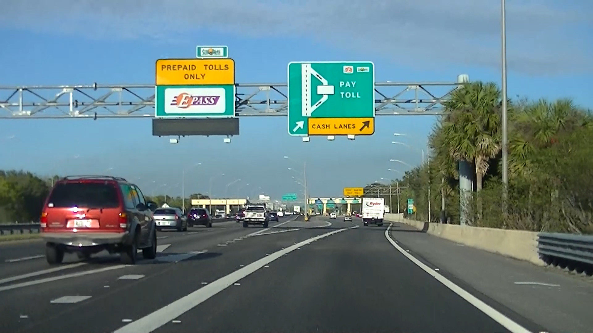 SunPass, E-ZPass compatibility remains in limbo - South