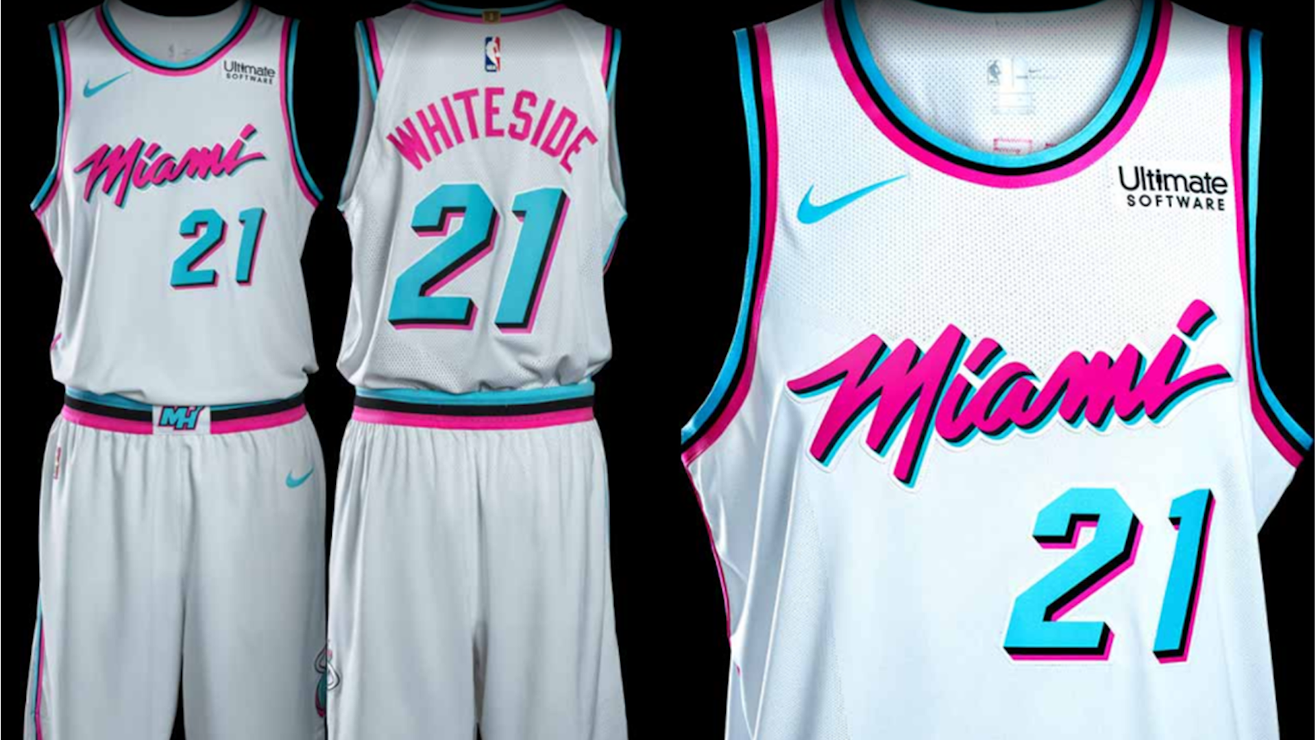 Step Aside Crockett Tubbs Heat S Vice Uniforms Are Out South Florida Sun Sentinel South Florida Sun Sentinel