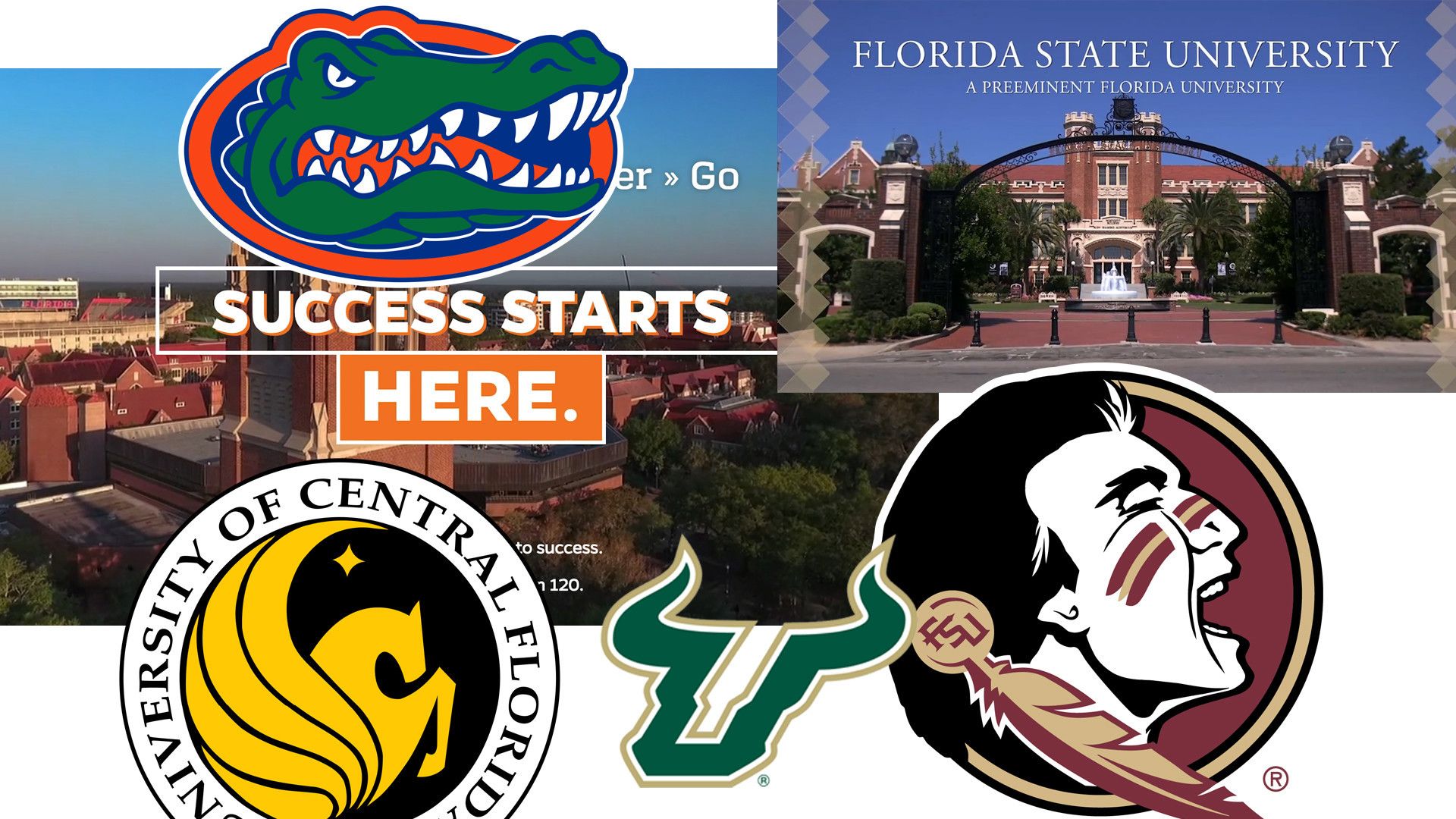 Florida college admissions: Getting into UF, FSU, UCF may