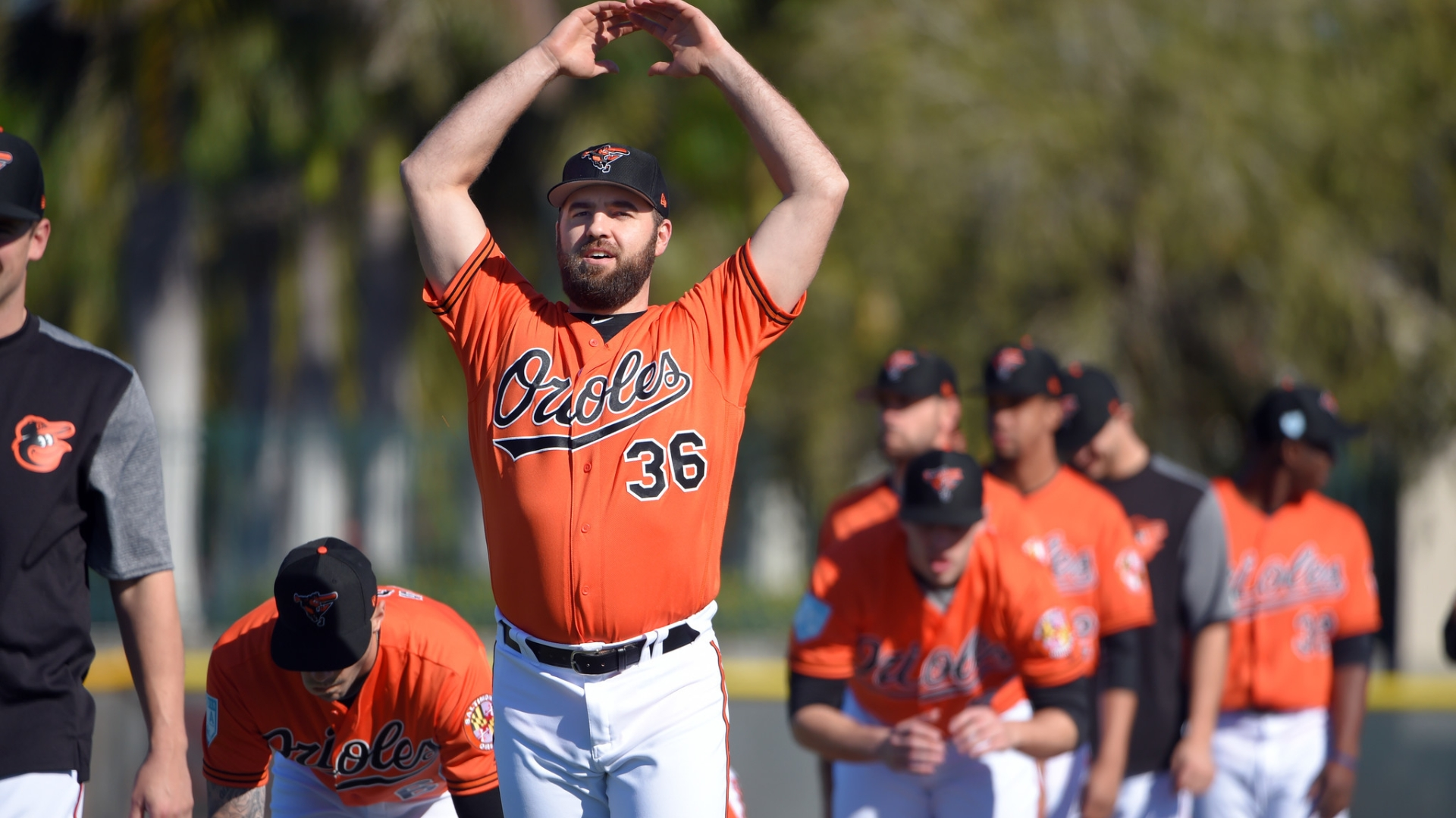 New Orioles pitcher Nathan Karns decided to make his comeback on ...