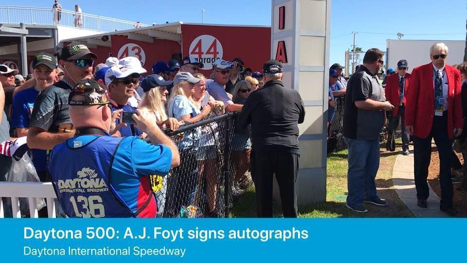 Daytona 500 rewind: Austin Dillon wins the Daytona 500