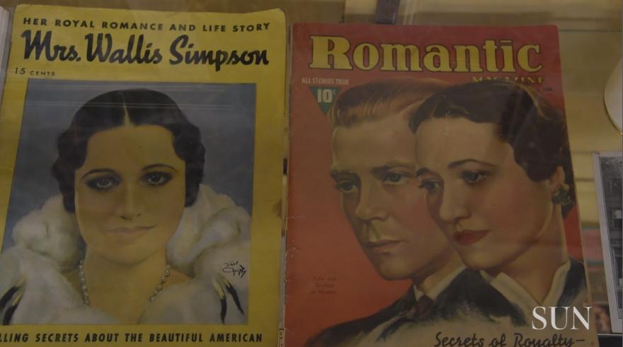 Duchess of Windsor on eBay: Memorabilia of Baltimore woman