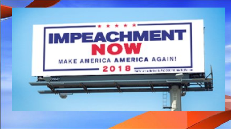 Impeach Trump for the spectacle if nothing else - Baltimore Sun