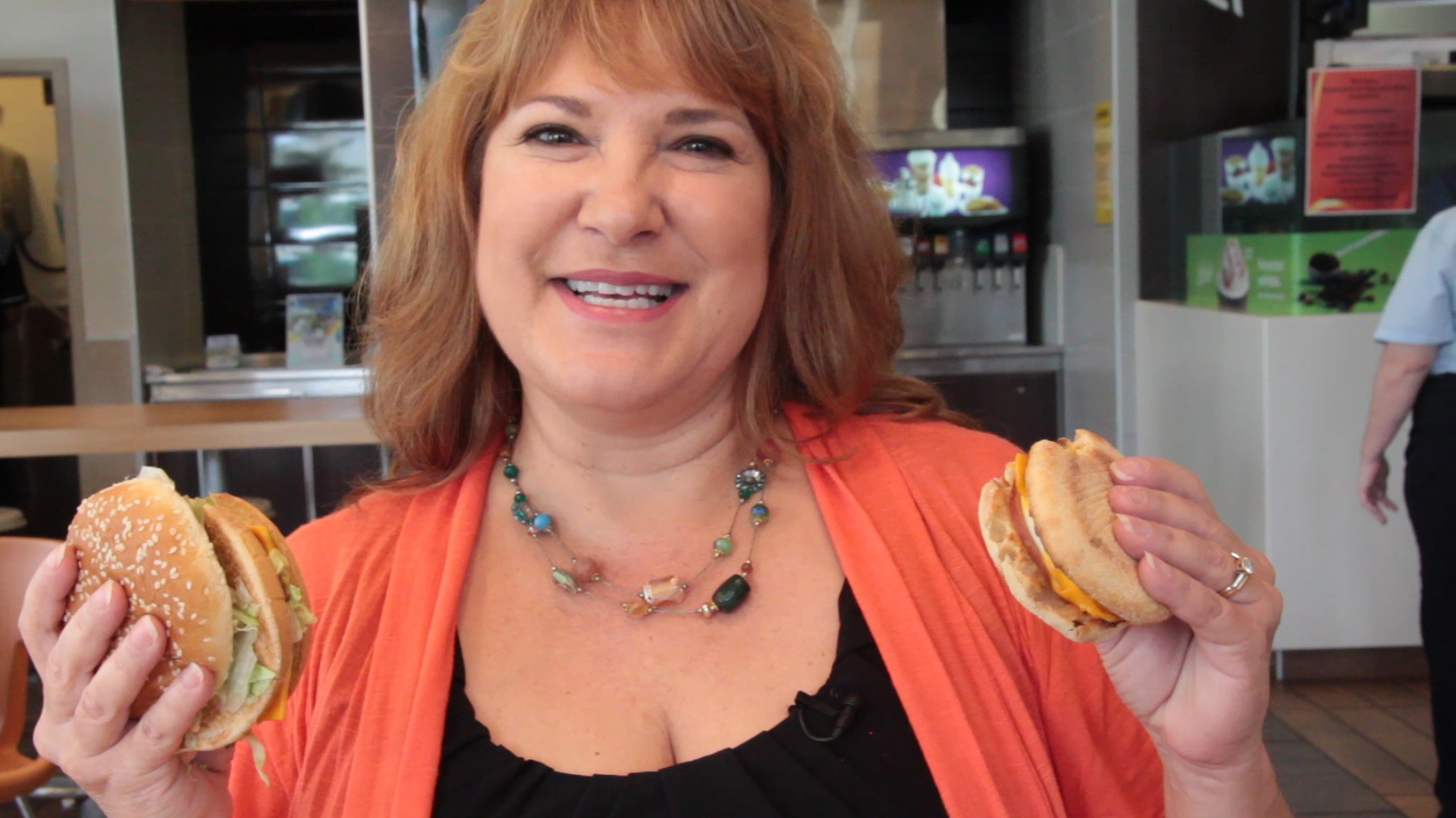 McDonald's: Cheap burgers on Wednesday for Customer Appreciation Day