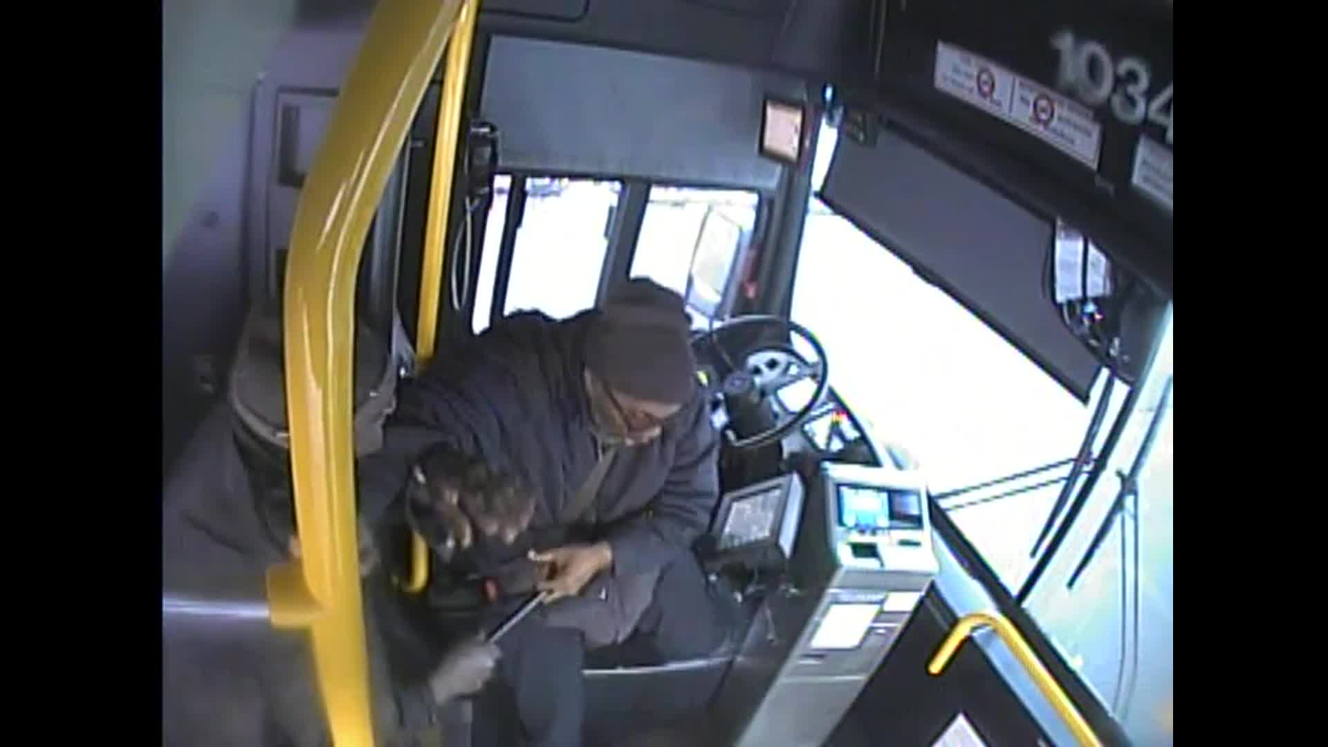 Bus driver accused of assaulting passenger after man hit him
