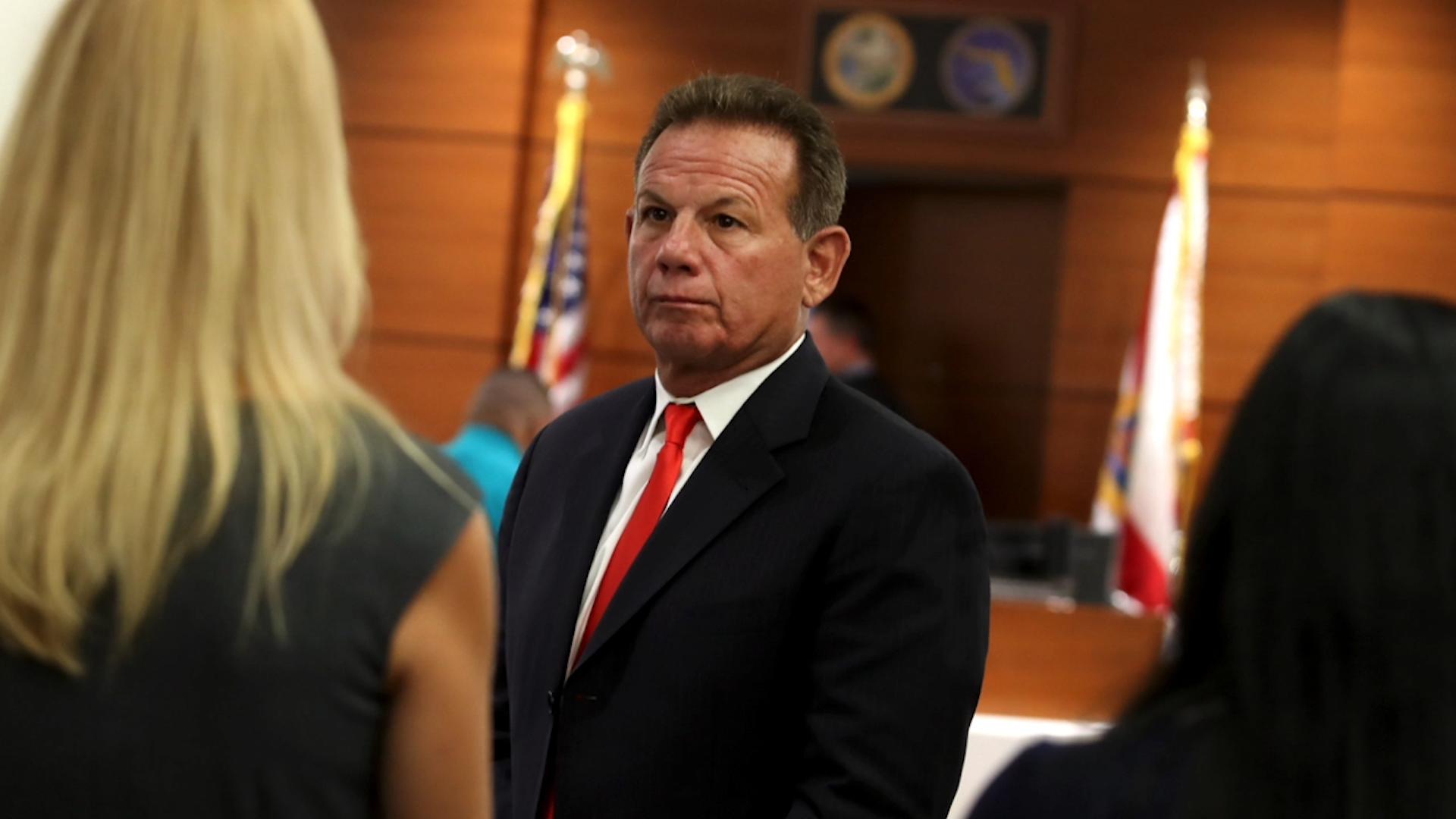 Gov  Ron DeSantis on suspended Broward sheriff: 'Scott Israel