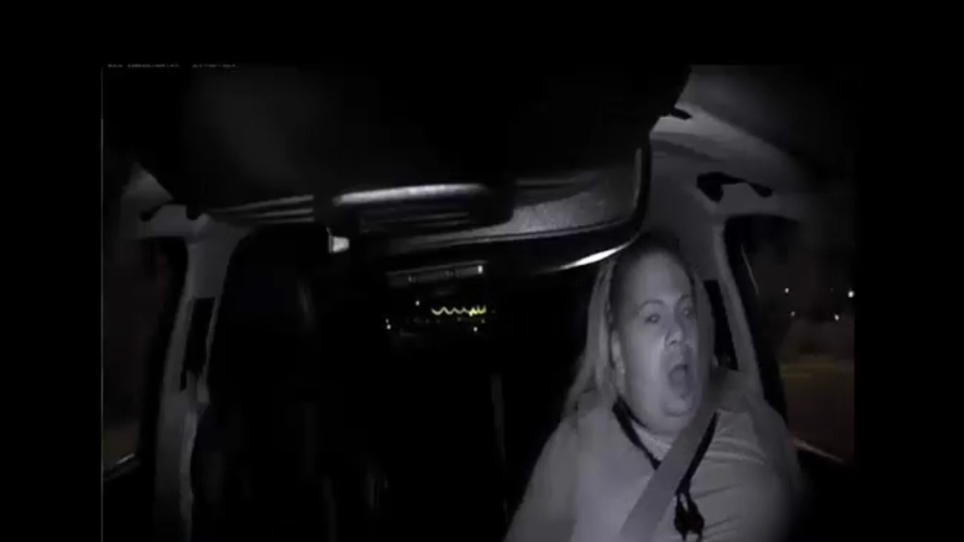 Uber driver streaming 'The Voice' just before fatal Arizona crash