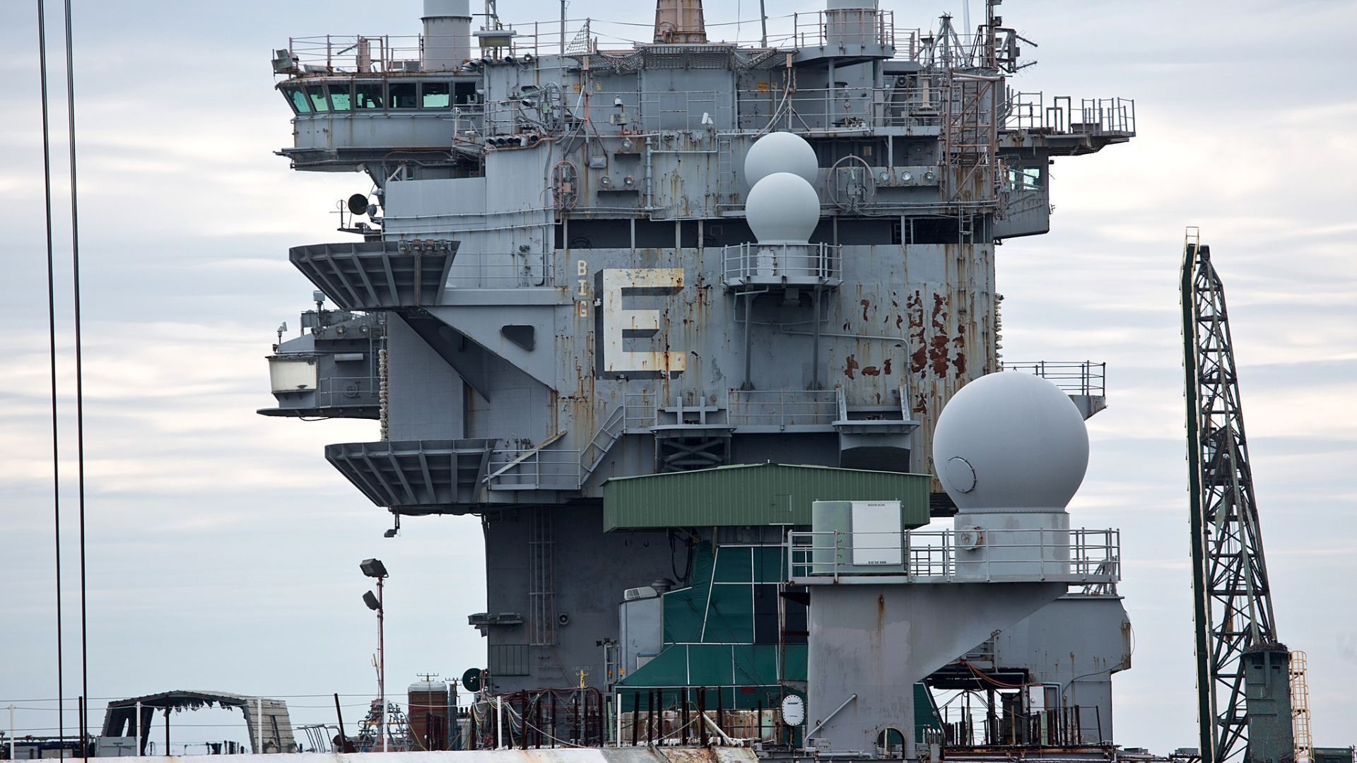 Navy cites concerns with nuclear work at Newport News