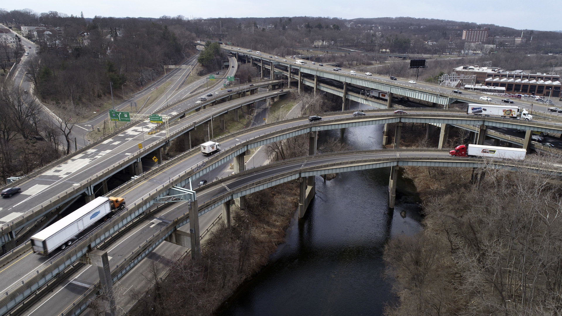 Mixmaster Bridge Project Could Cause New Traffic Headaches