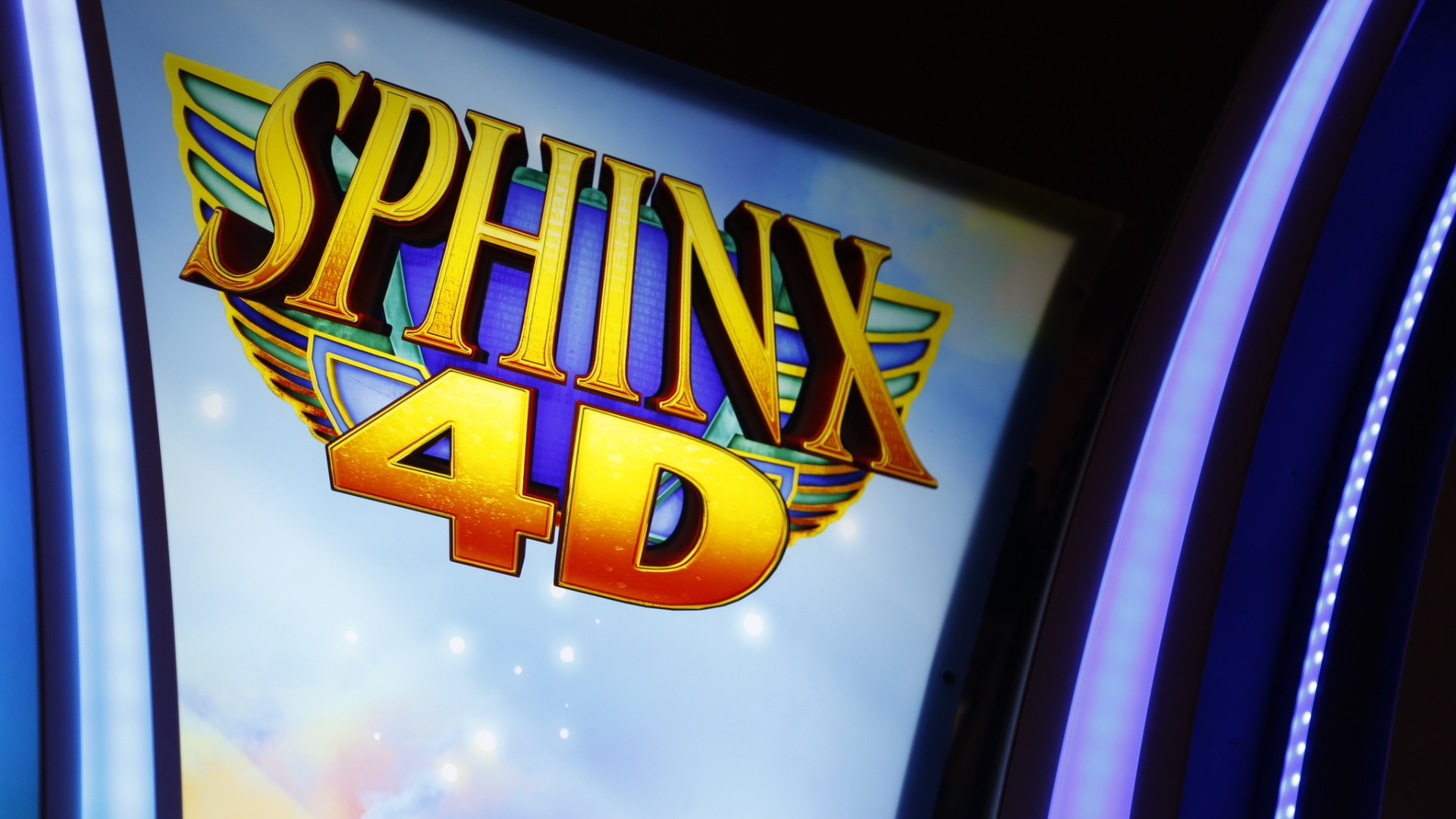 High-tech 4D slot machine debuts at San Diego casinos - New