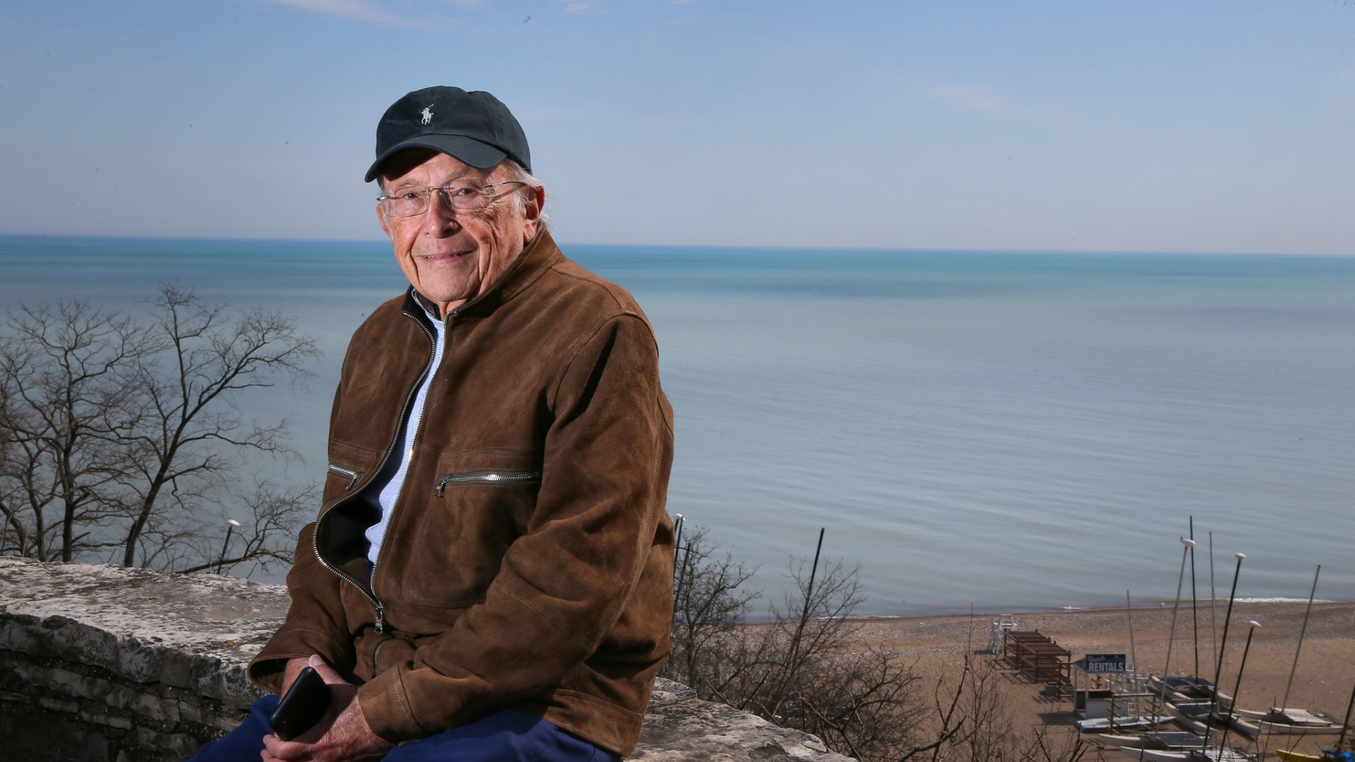 Lake Michigan's deadly 'freak wave' of 1954 is Chicago