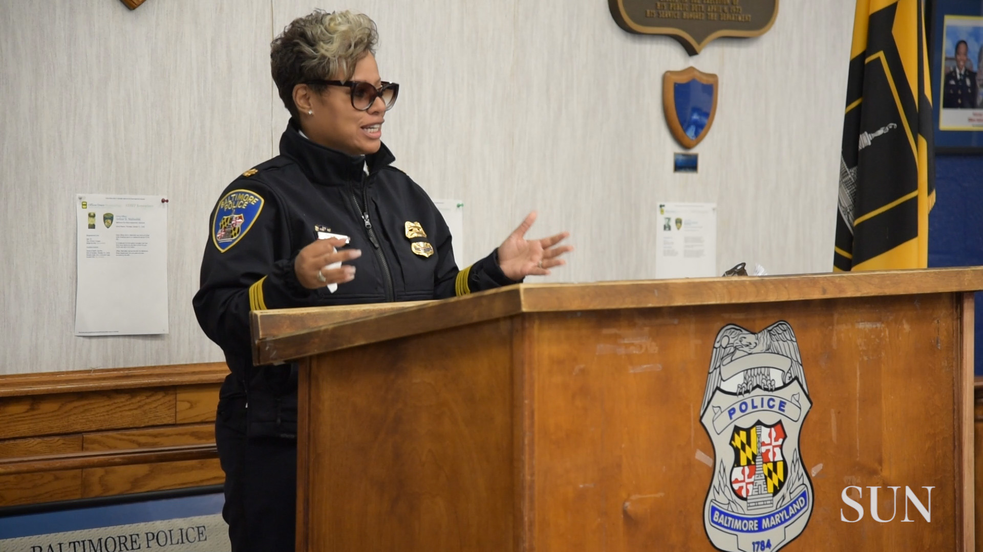 Only 16% of Baltimore police officers are women  Meet the