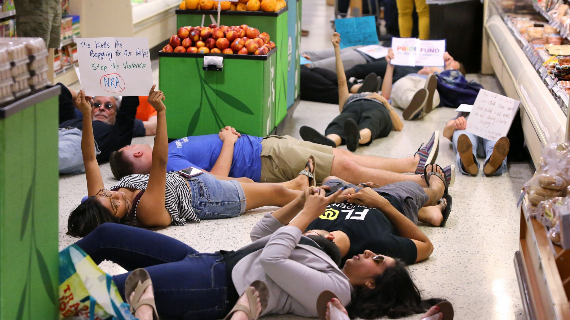 Publix Protesters The Nra What You Don T Know Orlando Sentinel