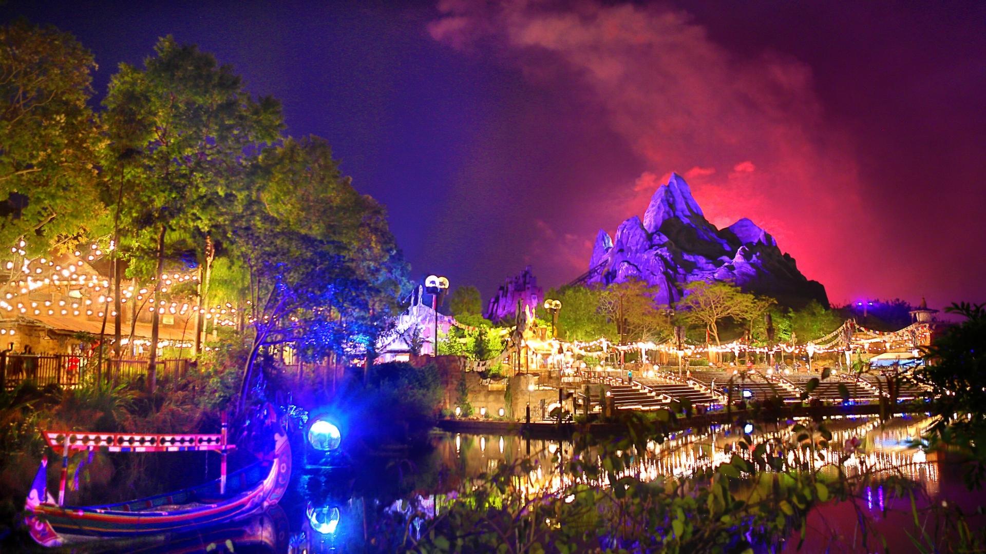 How Disney prepared for nighttime at Animal Kingdom - Orlando Sentinel