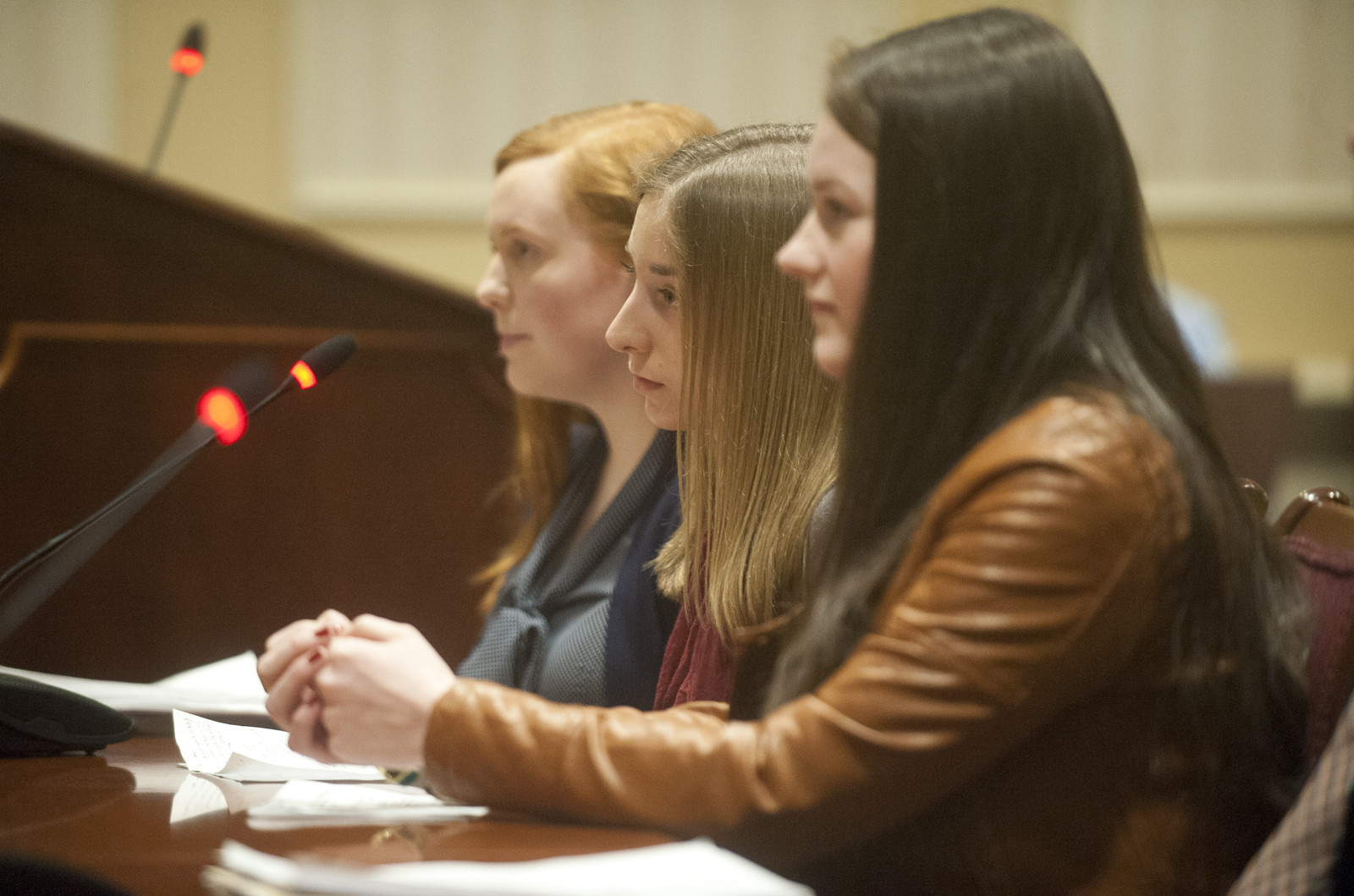 Annapolis High Students Testify On Tanning Bill Capital Gazette