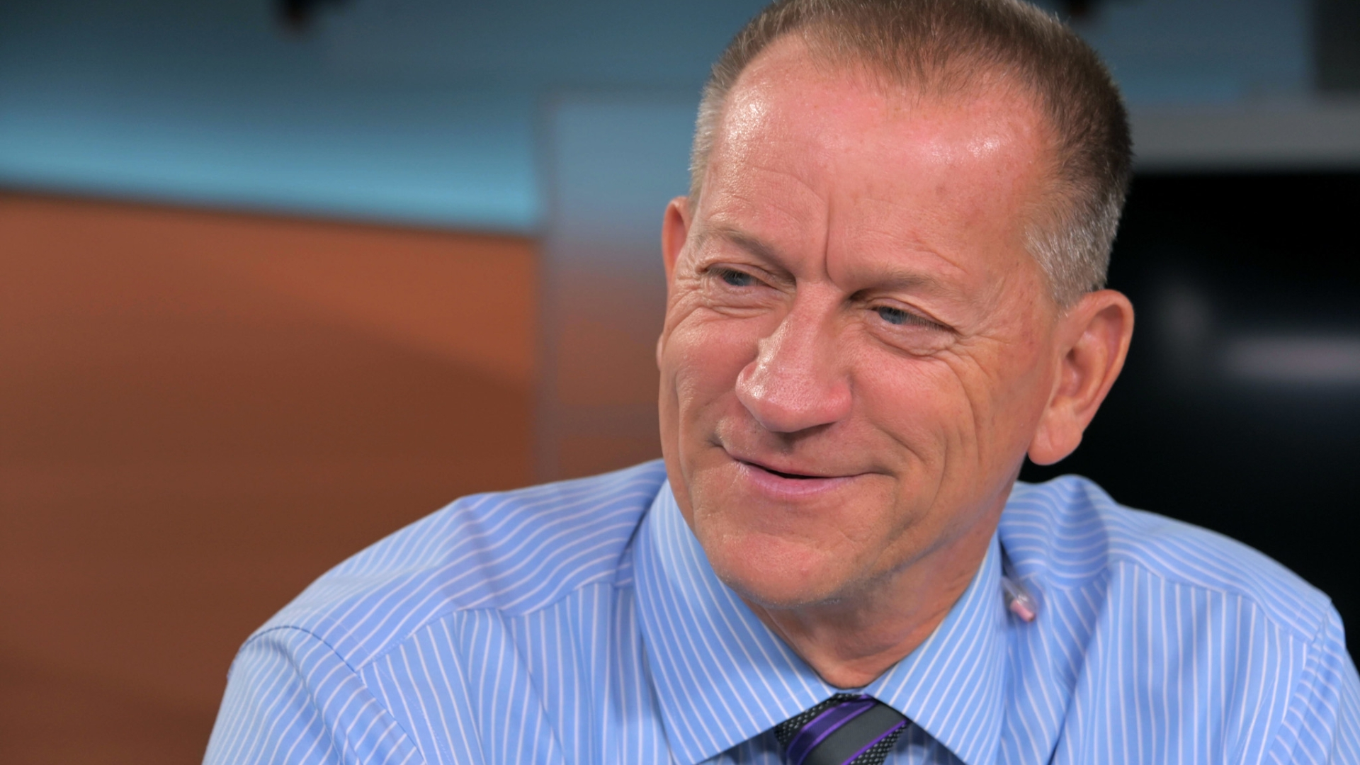 After fighting addiction, WBAL sportscaster Keith Mills