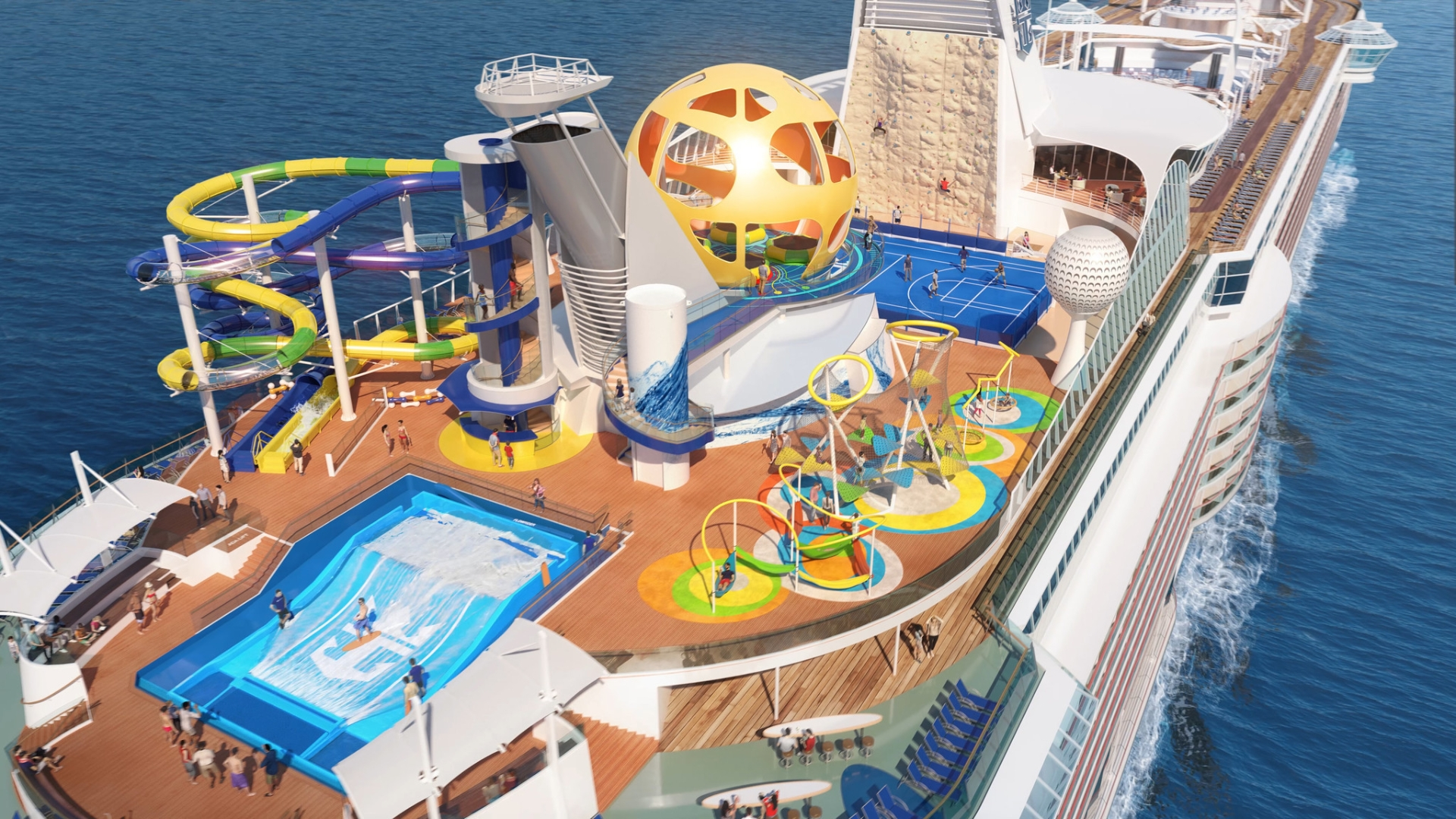 Royal Caribbean invests $120 million in one ship for short Bahamas