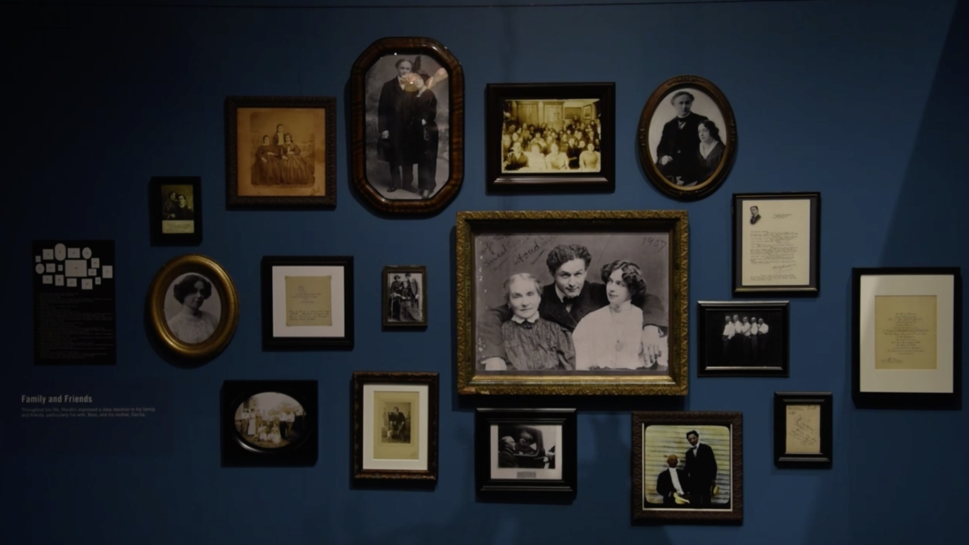 Behind the magic of Harry Houdini at the Jewish Museum of