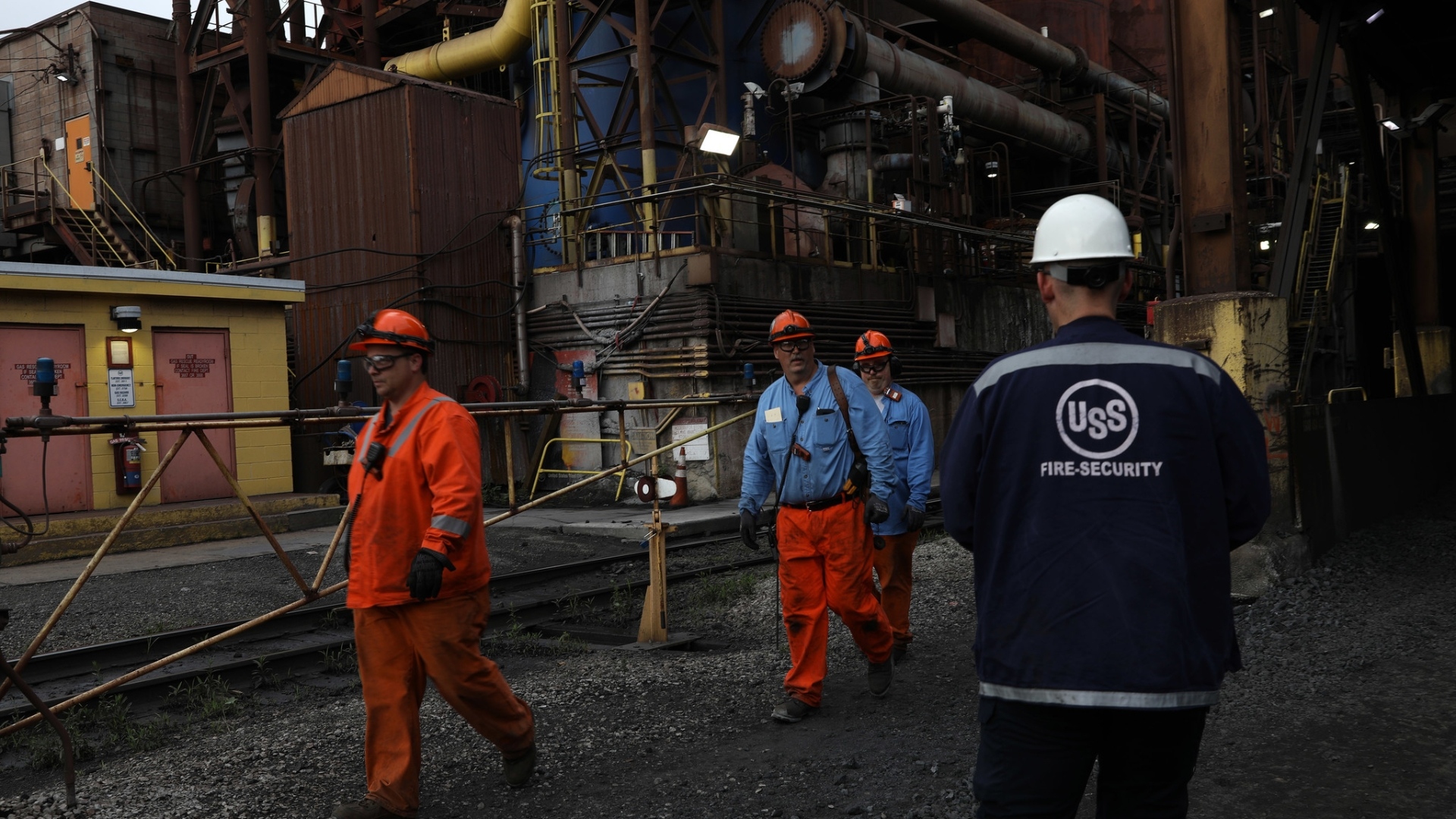 Trump's tariffs revive Granite City jobs, and optimism