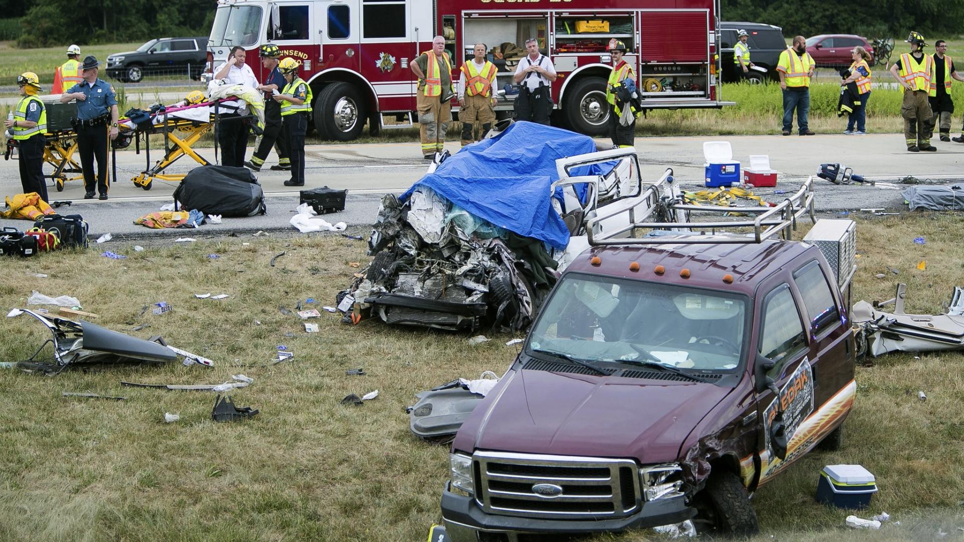 I thought I was dead': Bethlehem man recalls fatal Delaware