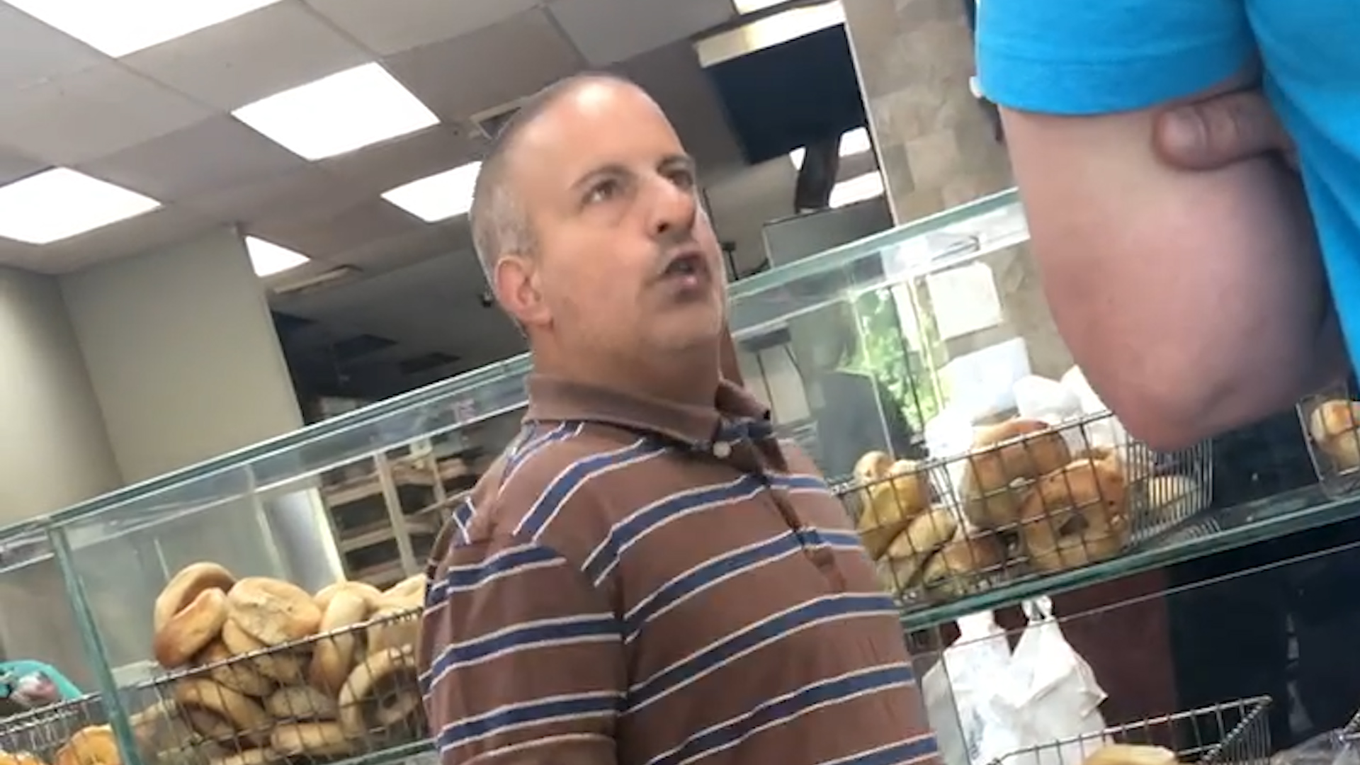 Short Tempered Bagel Boss Guy Who Ranted About Dating Says