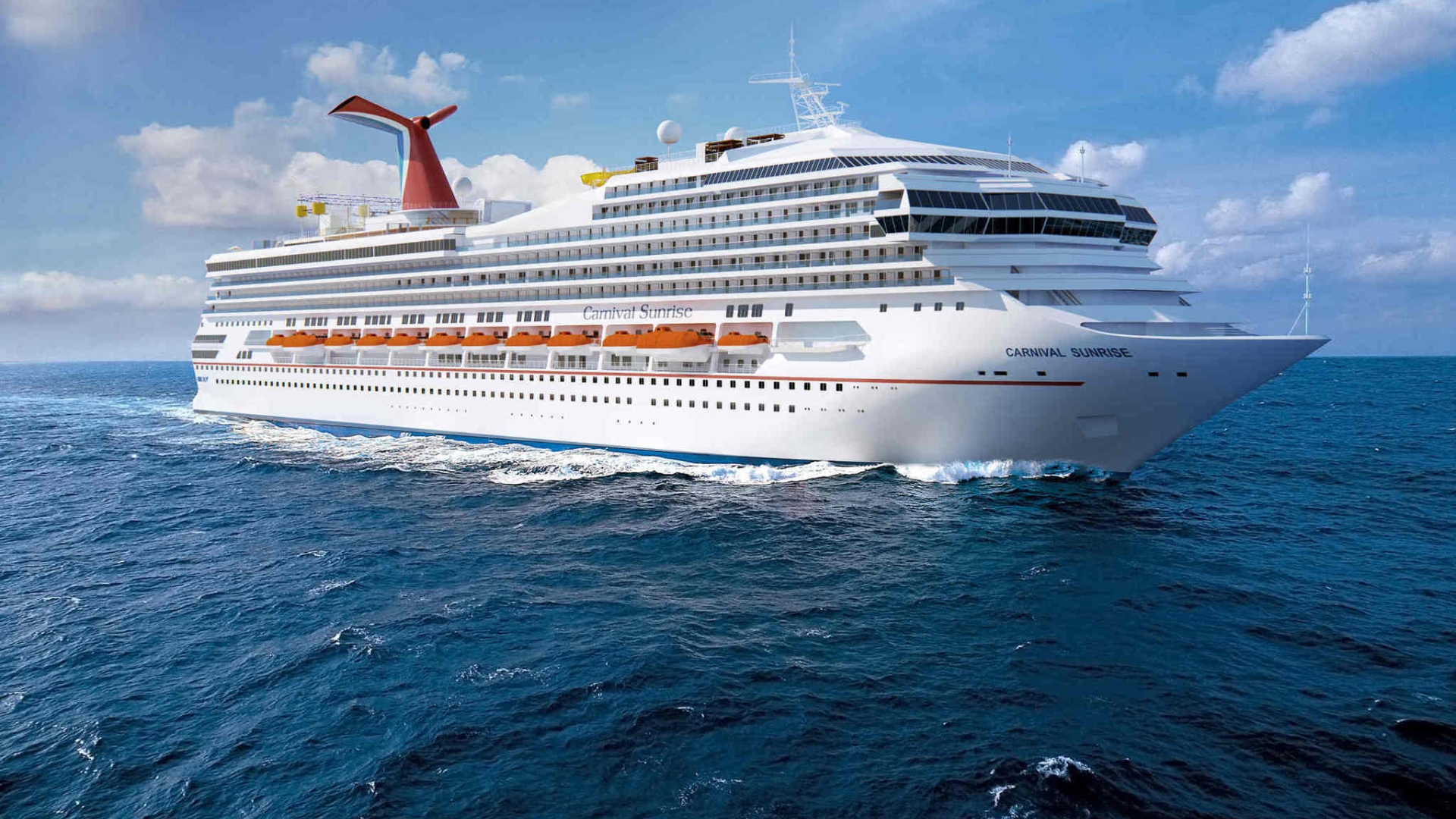 Carnival Halloween Cruise 2019.Carnival Triumph To Become Carnival Sunrise After 200