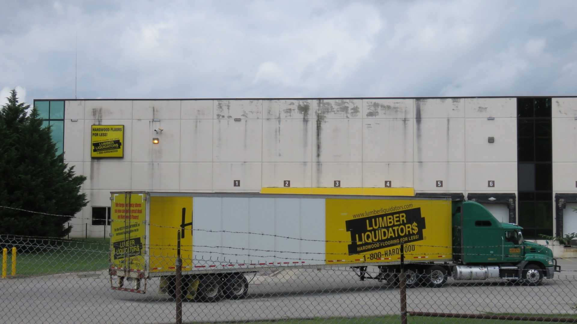 Lumber Liquidators to move HQ from Toano to Richmond