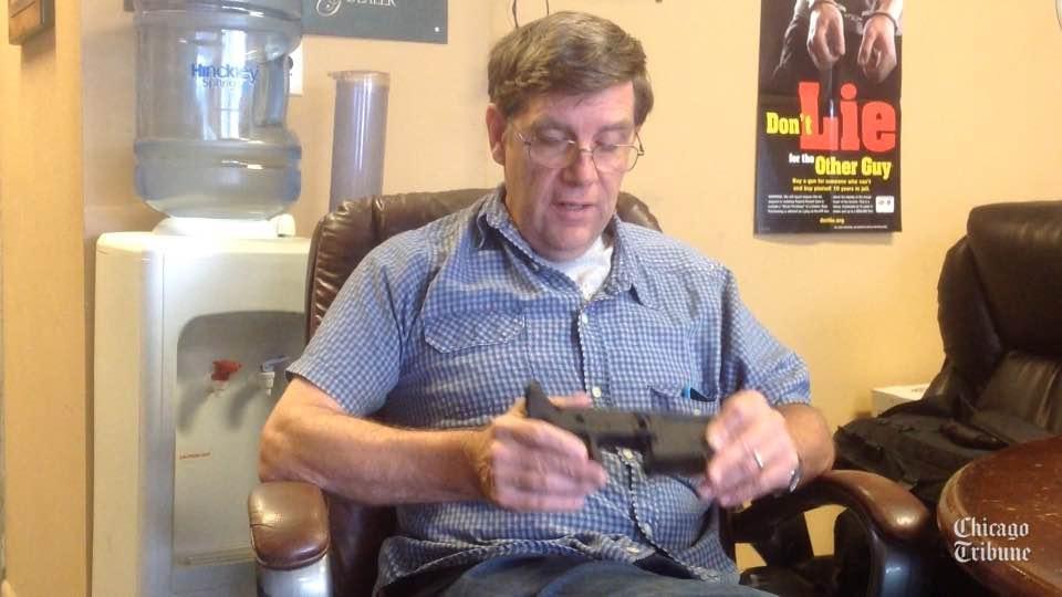 Vernon Hills case involving home-built firearms shines a