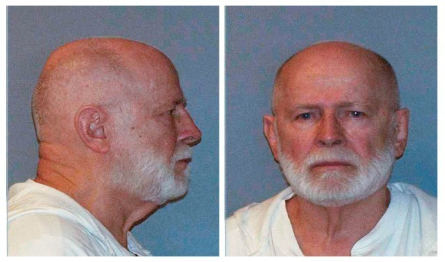 Mob boss Whitey Bulger, Boston gangster and FBI informant