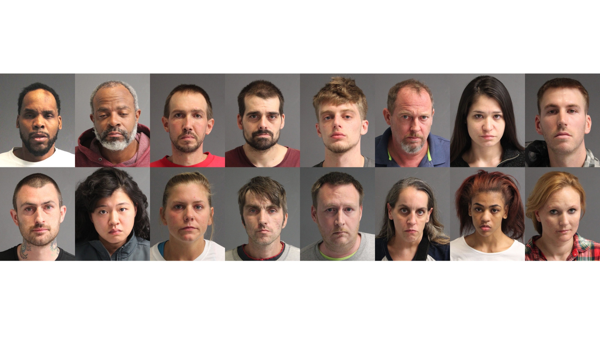 Police charge 21 in alleged Anne Arundel County drug