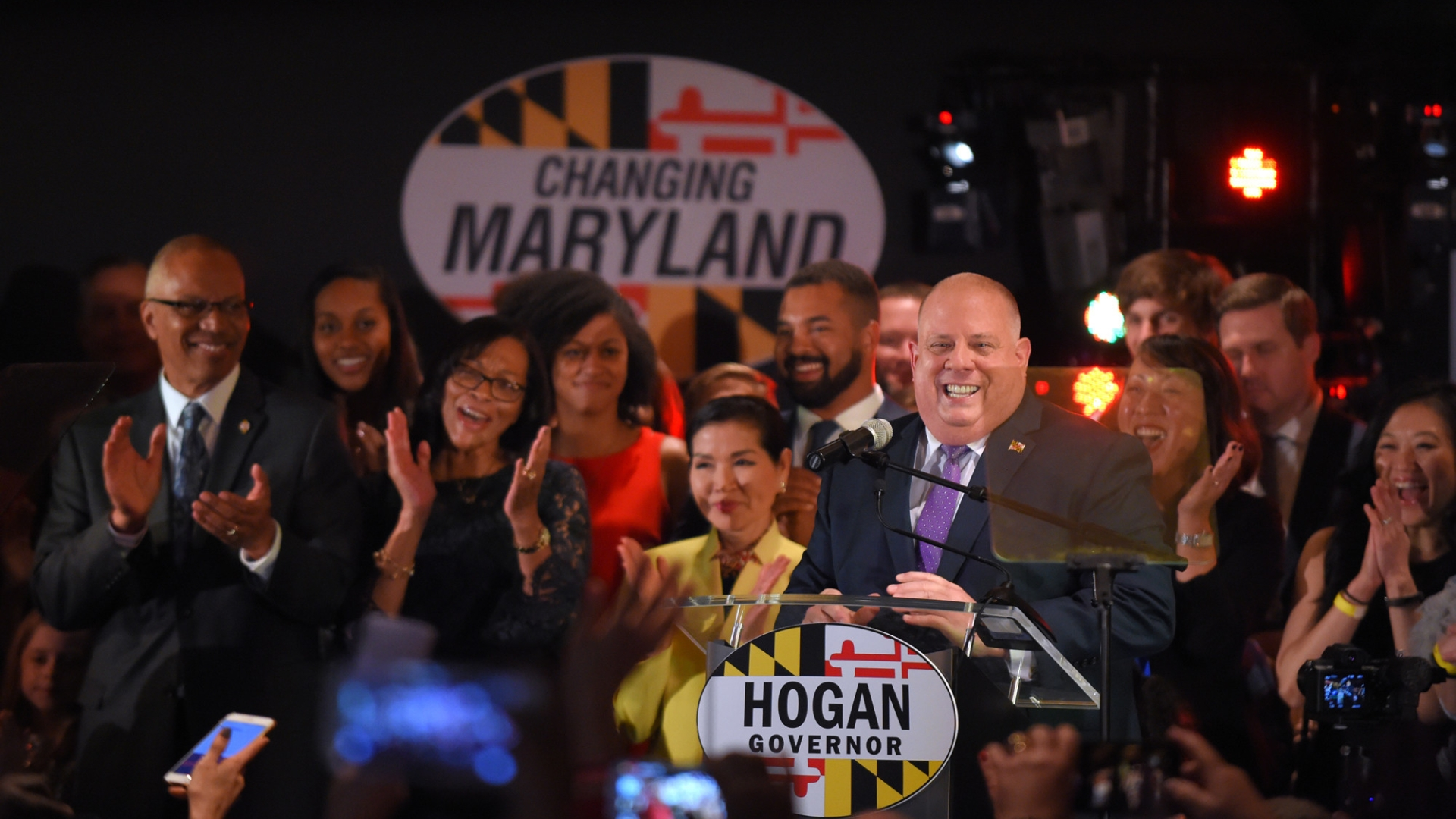 2018 politics: Hogan wins historic re-election, but other Maryland ...