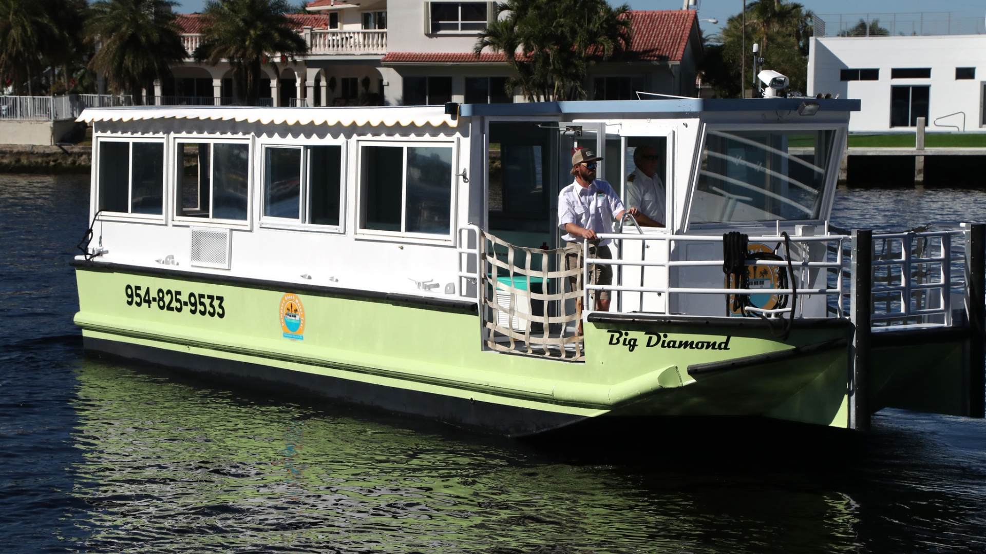 New water taxi service to start Saturday in Broward - South Florida