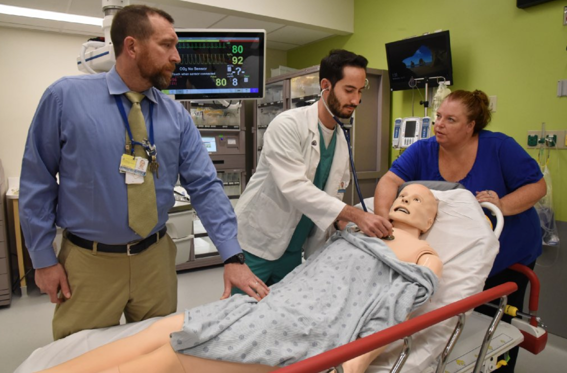 Johns Hopkins facility offers real world training in
